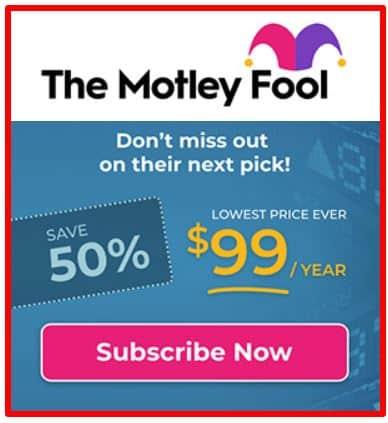 motley fool discount