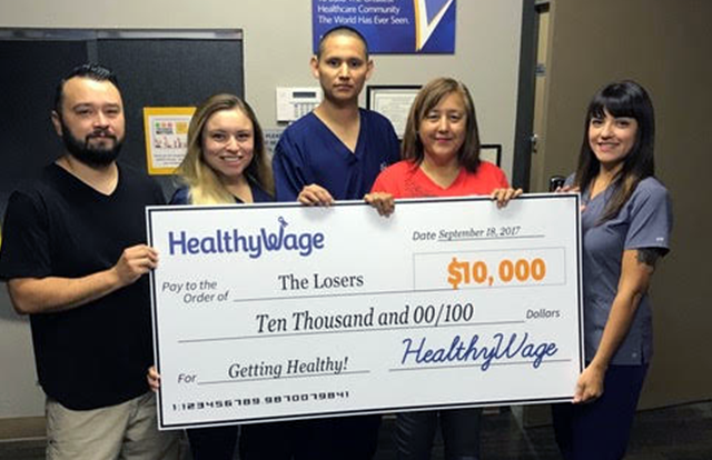 Healthywage contest