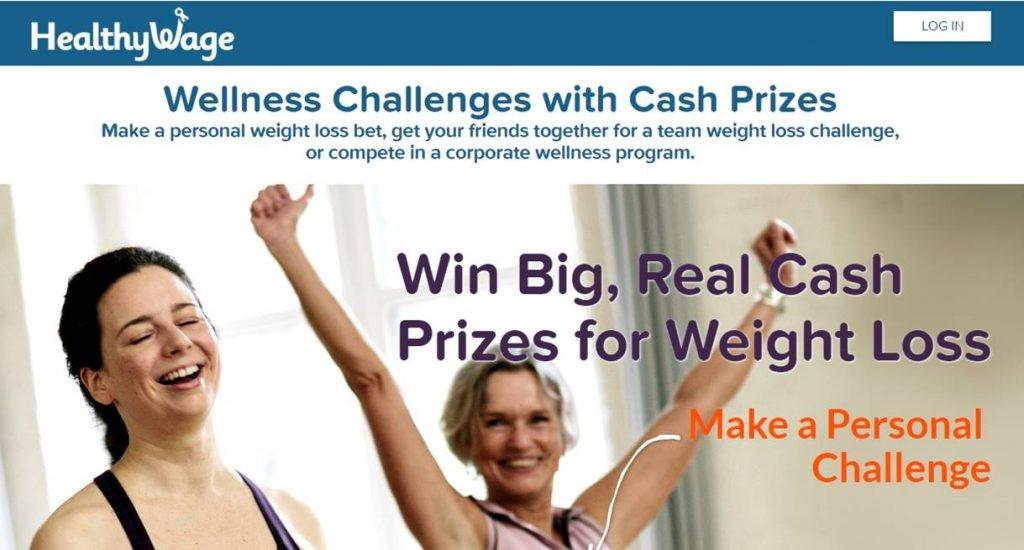 Healthywage prizes