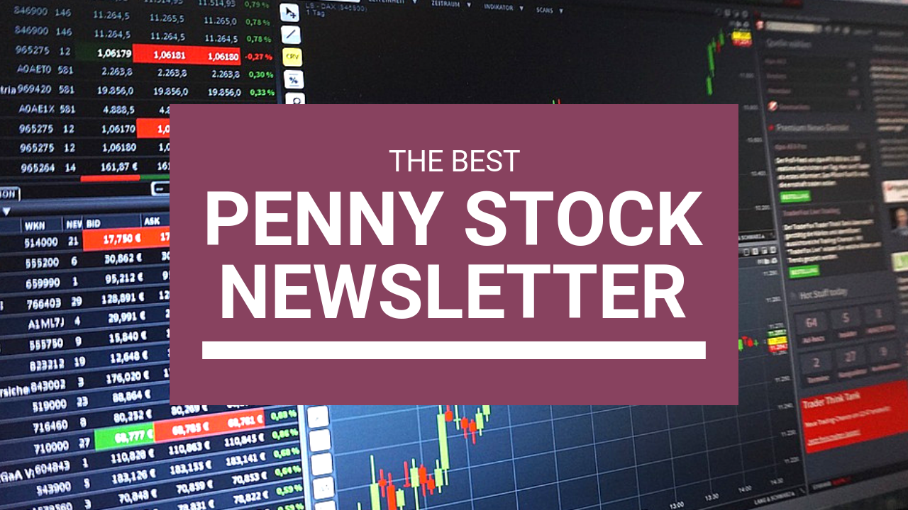 Best Penny Stock Newsletter