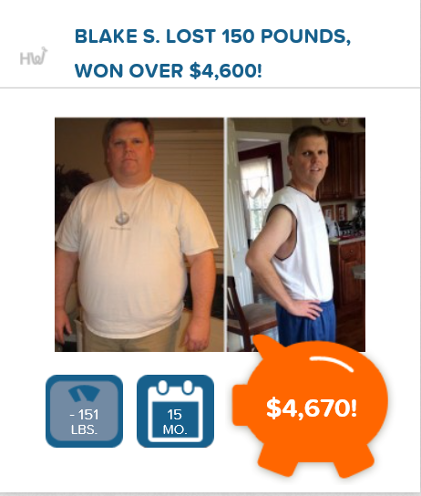 healthywage weight loss