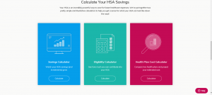 Lively HSA Calculator