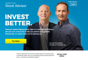 The Motley Fool Stock Advisor