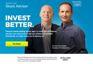 The Motley Fool Stock Advisor