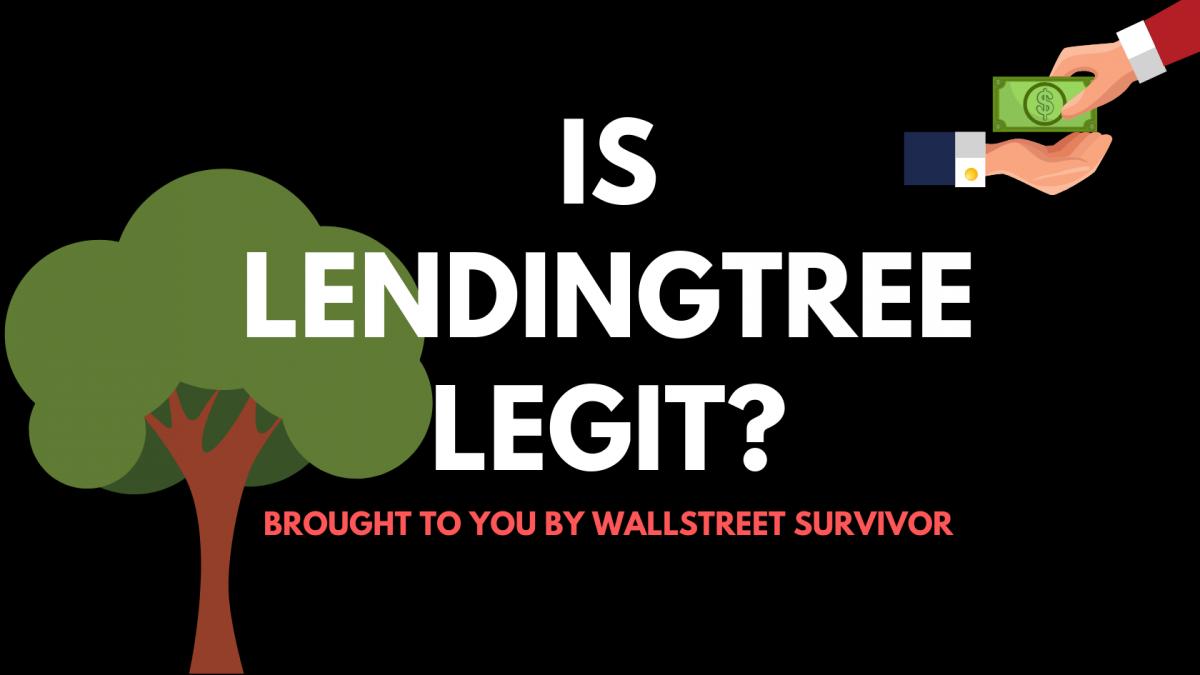 Is LendingTree Legit?