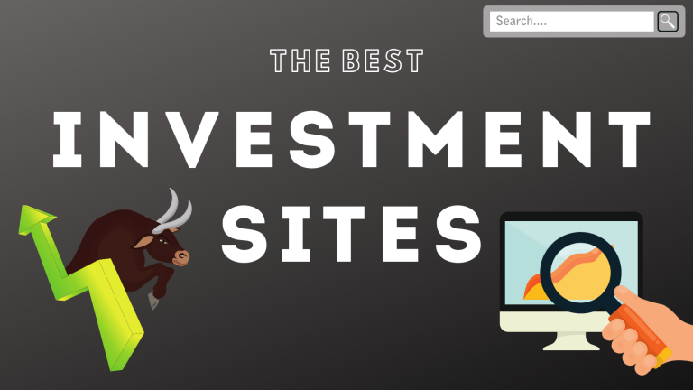 the best investment sites
