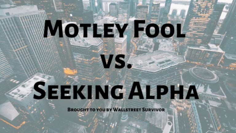 motley fool-seeking alpha