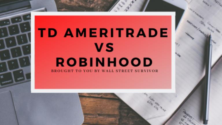 td ameritrade-vs-robinhood