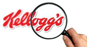 investigating kellogg's financial ratios