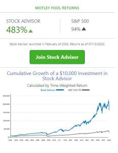 motley fool stock picks 2020