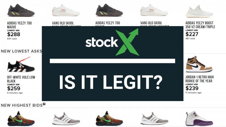 Is Stockx Legit