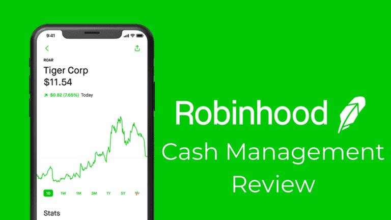 Robinhood Cash Management Review Featured Image
