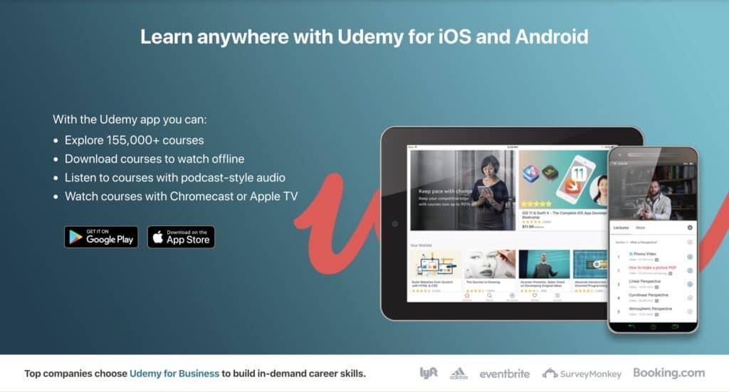 App Udemy