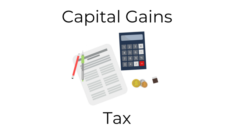 Capital Gains Tax Featured