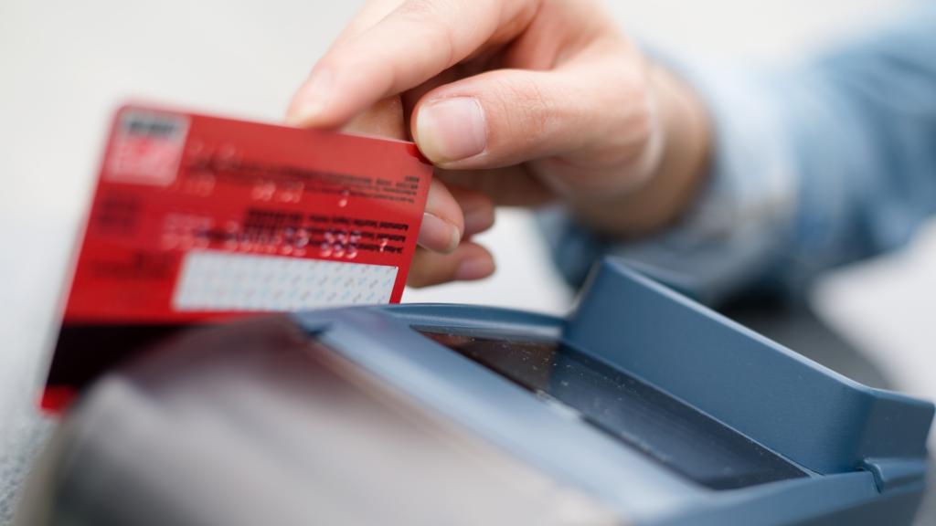 Credit Cards Swipe