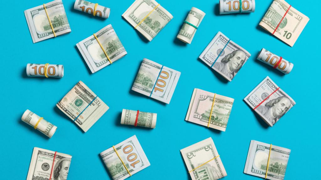 Dollar Cost Averaging Cash