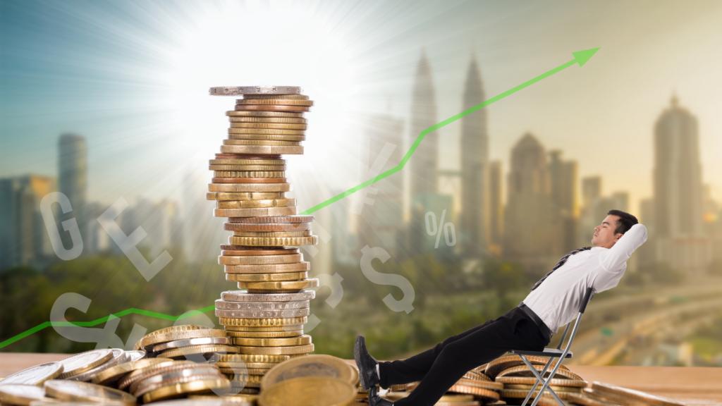 How to Retire a Millionaire Passive