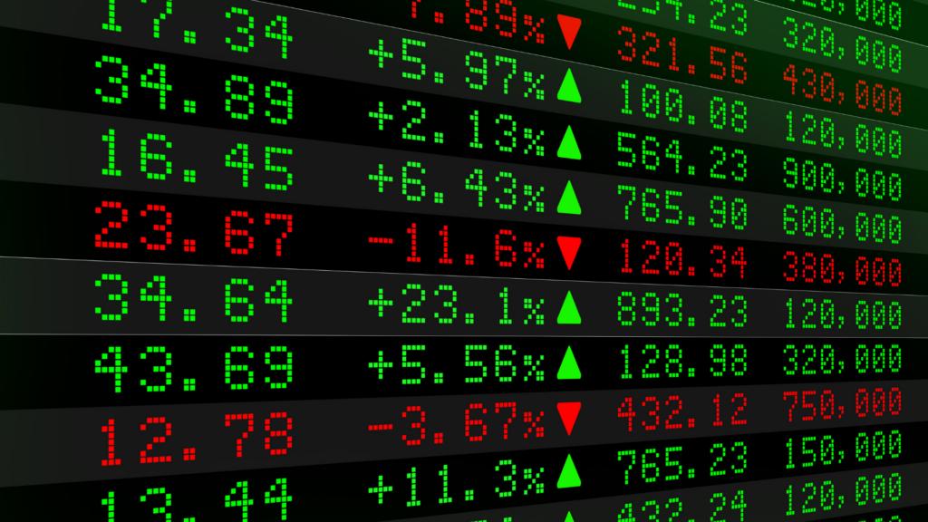 Pfizer Moderna Stocks