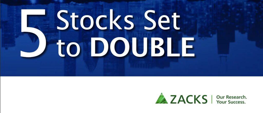Zacks #1 Strong Buy Double