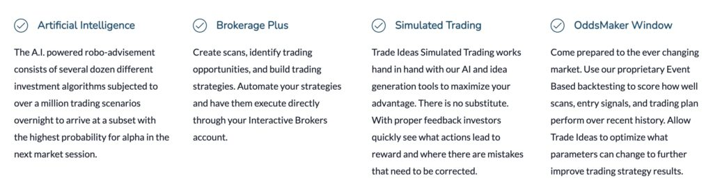 Trade Ideas Features 1
