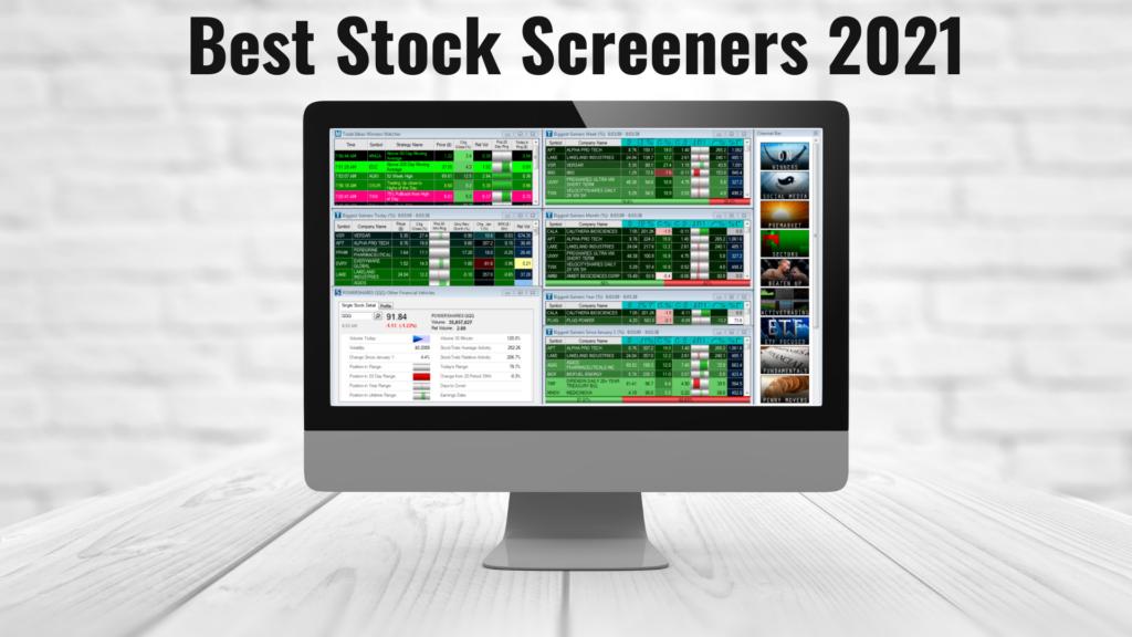 Stock Screeners Featured