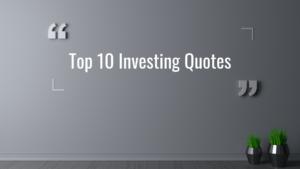 Investing Quotes Featured